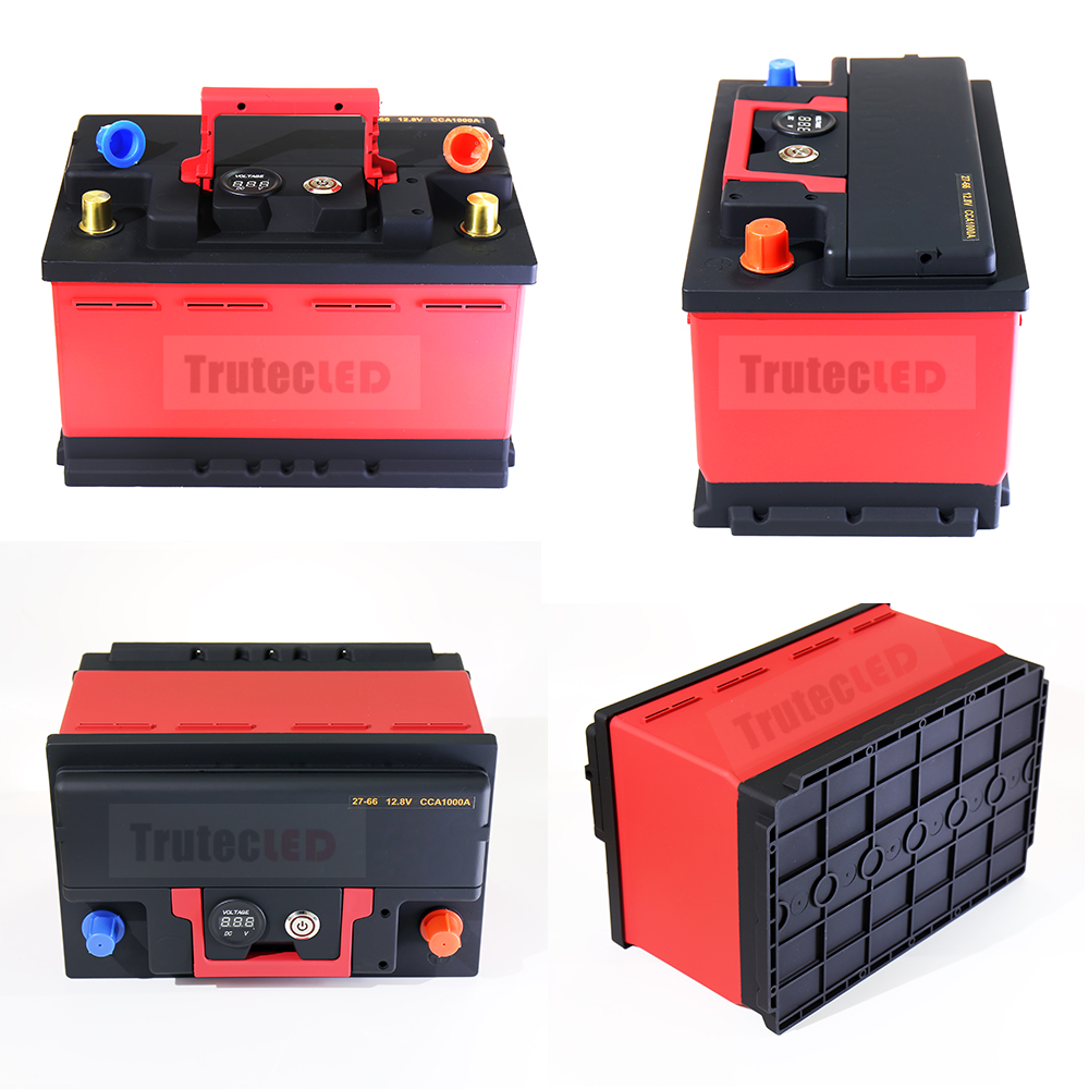 TrutecLED: New product category---Lithium Ion Battery